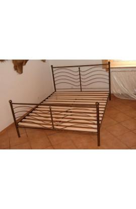 Łóżko Metalowe Nikola