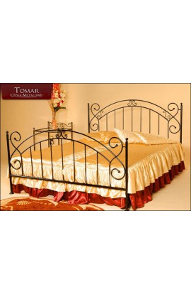 Łóżko Metalowe Amanda