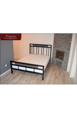 Łóżko Metalowe Sokrates