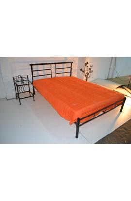 Łóżko metalowe Gudo Niski Przód