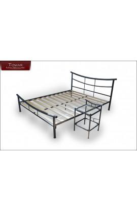 Łóżko Metalowe Katana