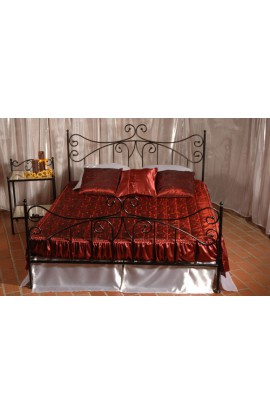 Łóżko Metalowe Eryka