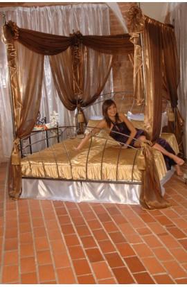 Łóżko Metalowe Pamela 90x200