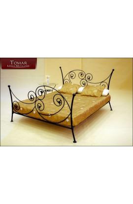 Łóżko Metalowe Aurelia