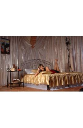 Łóżko Metalowe Pamela