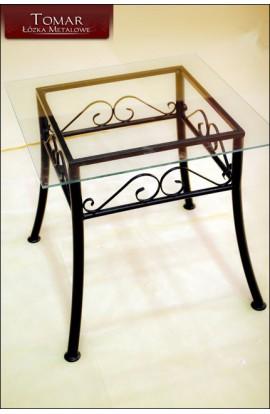 Stół Konstrukcja stołu 60X60 (bez blatu)