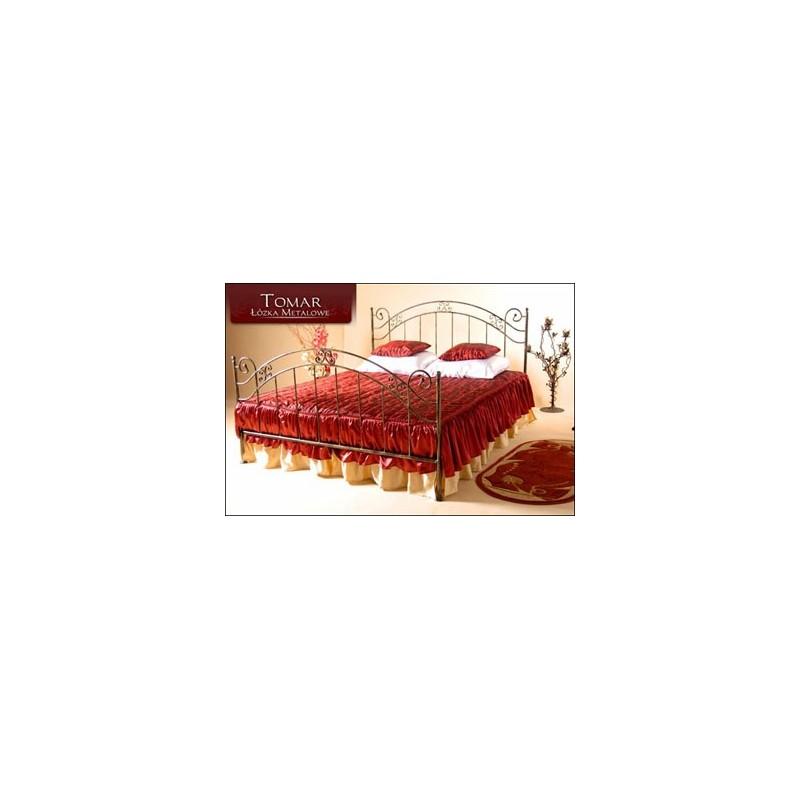 Łóżko Metalowe Skarlet