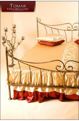 Łóżko Metalowe Kornelia