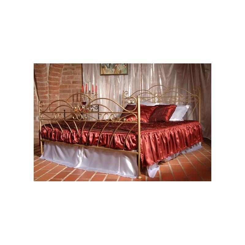 Łóżko Metalowe Wiking