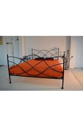 Łóżko metalowe Elisa