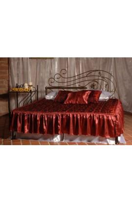 Łóżko Metalowe Oaza Niski Przód
